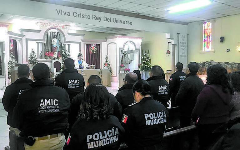 Policías temen por su seguridad por atentados en Sonora