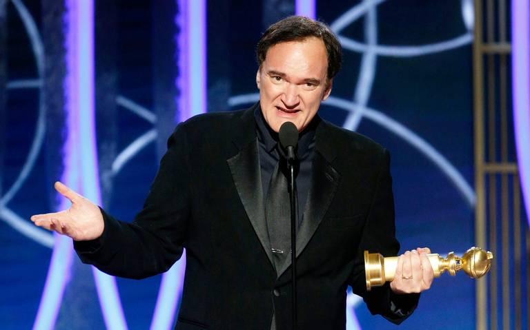 Tarantino arrasa en los Globos de Oro