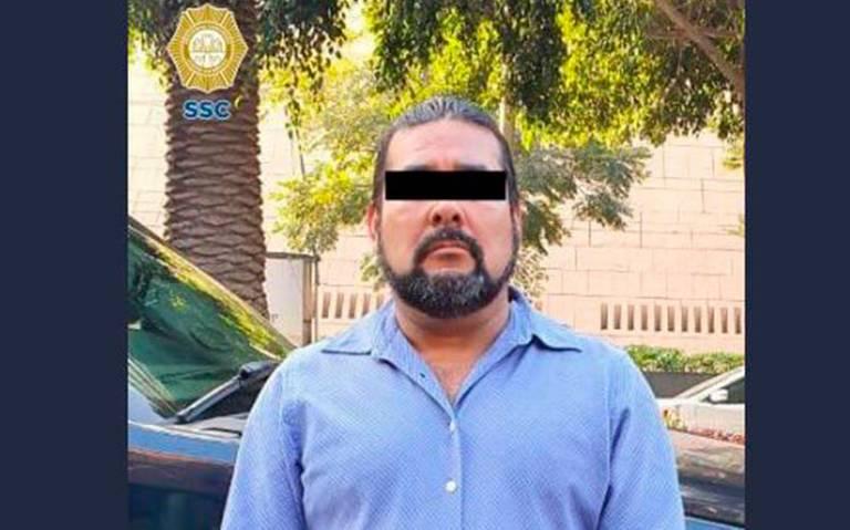 Detienen en Polanco a El R, presunto operador de los Beltrán Leyva