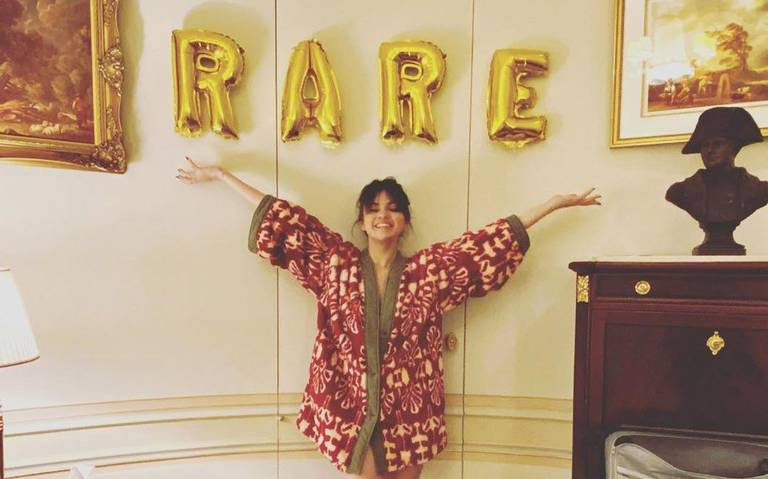 Selena Gómez le canta al desamor en su disco Rare