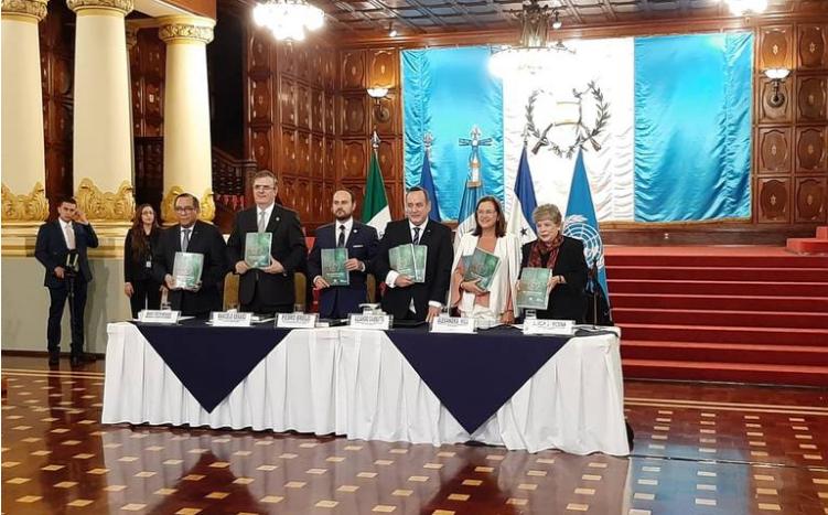 Ofrece México inversión inmediata en Guatemala