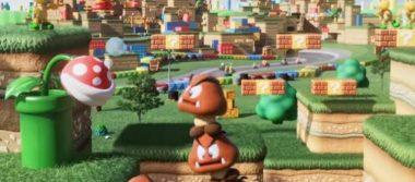 ¡Logro desbloqueado! Japón tendrá parque temático de Mario Bros.