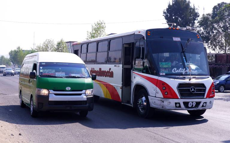 Rechazan aplicar descuento a alumnos en transporte del Edomex