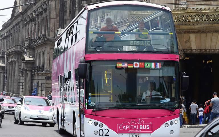 Entran en vigor nuevas reglas de operación de transporte turístico en Centro Histórico