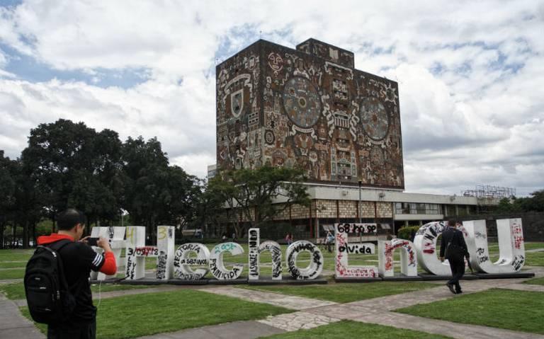 UNAM se va de vacaciones, del 4 al 26 de julio