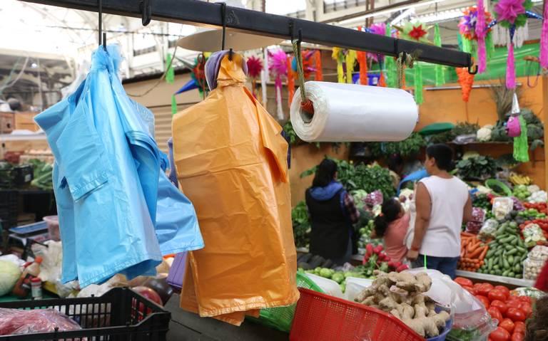 Hasta el 15 de enero comienzan multas a negocios por uso de bolsas de plástico
