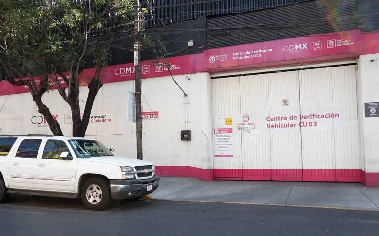 Arrancan operación 17 verificentros más en la CDMX