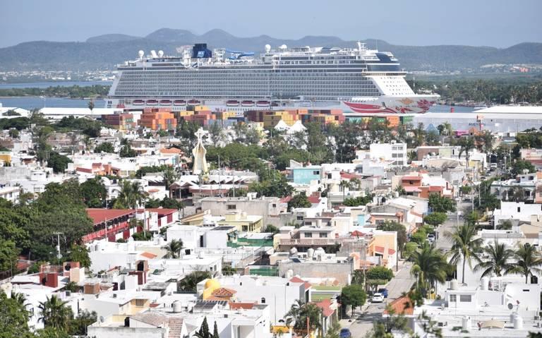 Alcanzará el puerto de Mazatlán 520 mil cruceristas en este año