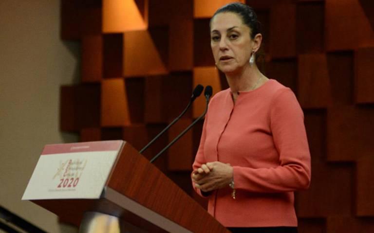Expone Sheinbaum avances del plan de Gobierno ante embajadores