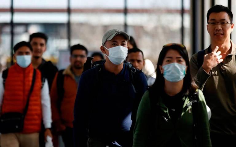 """SRE repatria a mexicano que estaba en Wuhan, """"epicentro"""" del coronavirus chino"""