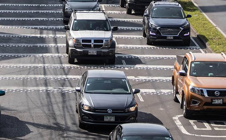 Reinician los trámites de control vehicular
