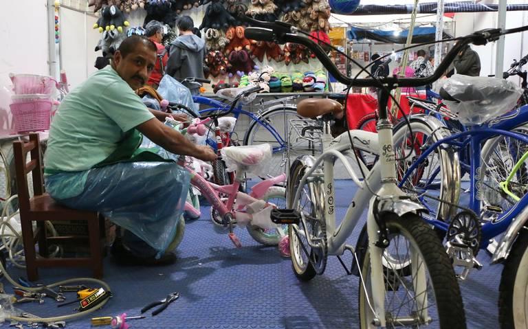 Bicicletas y réplicas de armas con más quejas en Día de Reyes