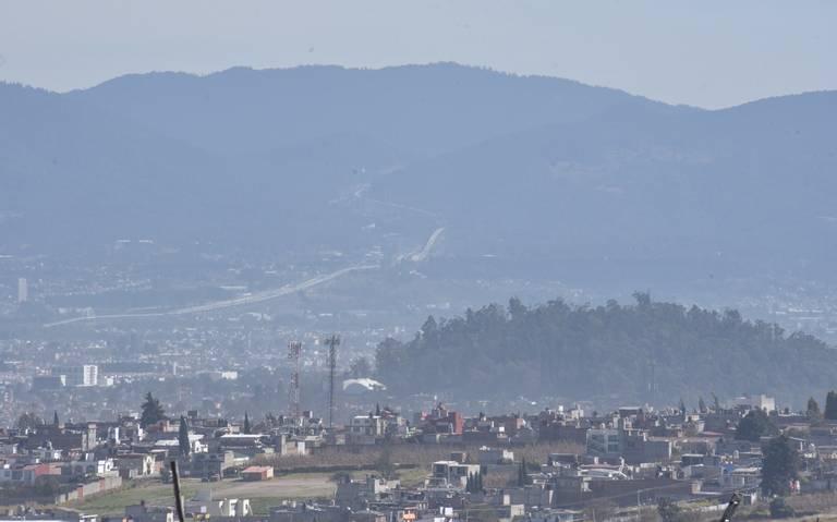 Suspenden contingencia ambiental en Valle de Toluca