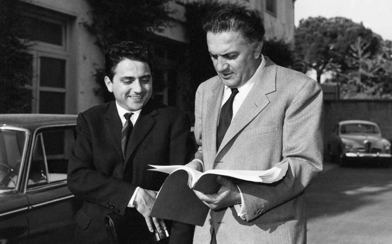 Italia rinde homenaje a Federico Fellini