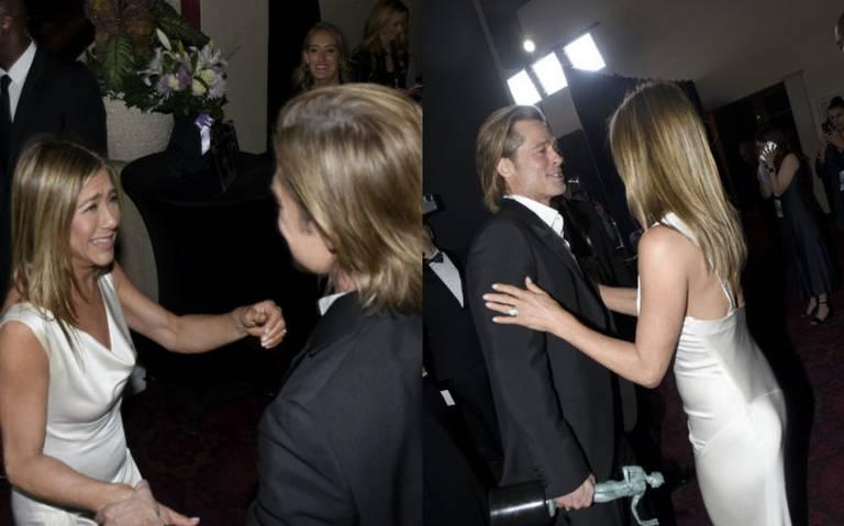 ¿Brad Pitt y Jennifer Aniston, juntos de nuevo?