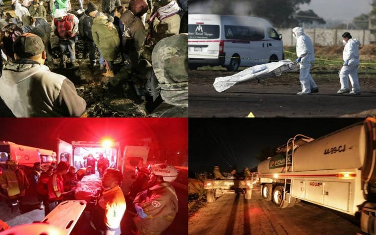 Pese a tragedia en Tlahuelilpan, continúa el huachicol: AMLO