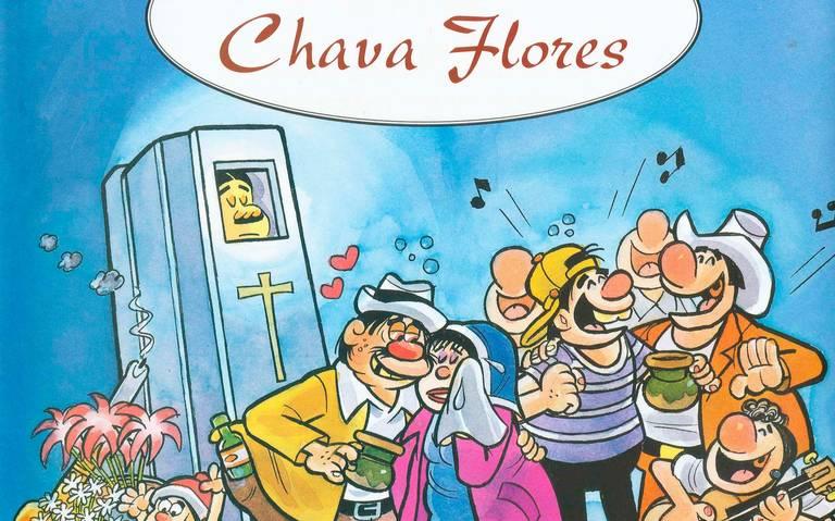 Chava Flores dejó un gran patrimonio para el disfrute de todos: Rivera Calderón