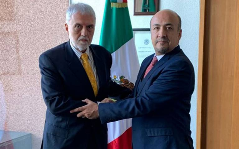 México envía al embajador Edmundo Font como encargado de negocios en Bolivia