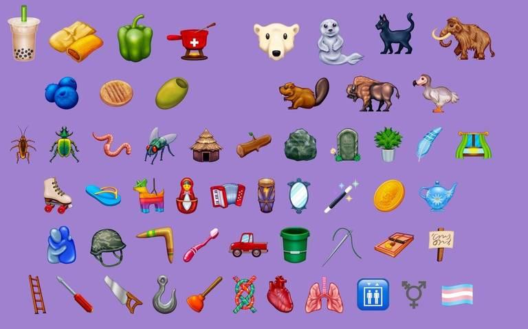 ¡Atención! Estos son los nuevos emojis que tendrá Whatsapp