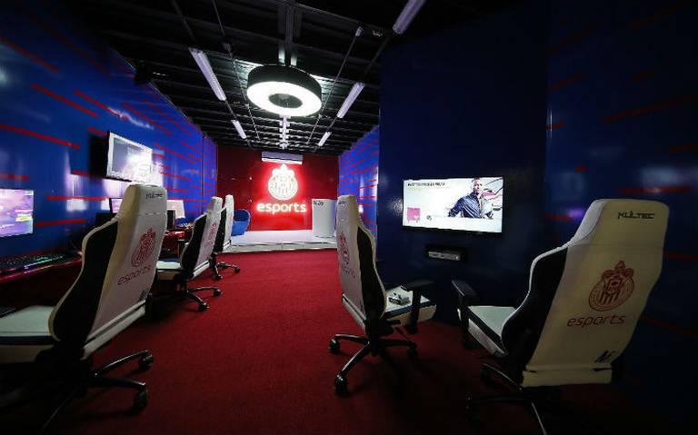 Chivas busca desarrollar talento de eSports