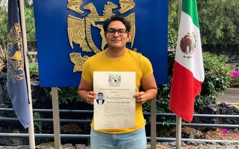 SRE asiste a estudiante de la UNAM que contrajo bacteria mortal en Europa