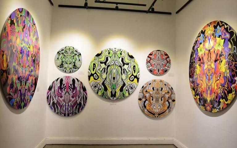Artistas expresan su amor al arte y a México en Casa Milán