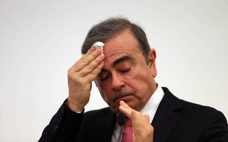 Justicia libanesa prohíbe a Carlos Ghosn salir del país