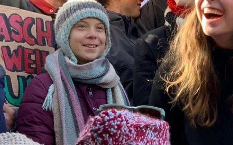 """Greta Thunberg protege su nombre y registra su marca """"Fridays For Future"""""""