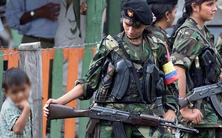Guerrillas de Colombia aún alistan a niños y adolescentes