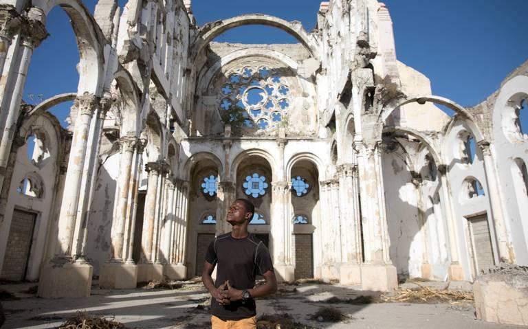 Se cumplen 10 años del terremoto que azotó a Haití