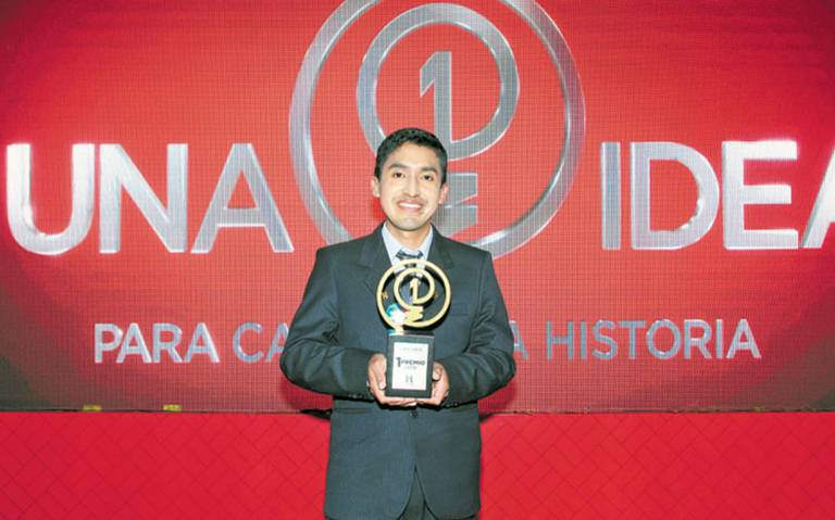 Peruano creador de galletas contra la anemia gana concurso de History Channel