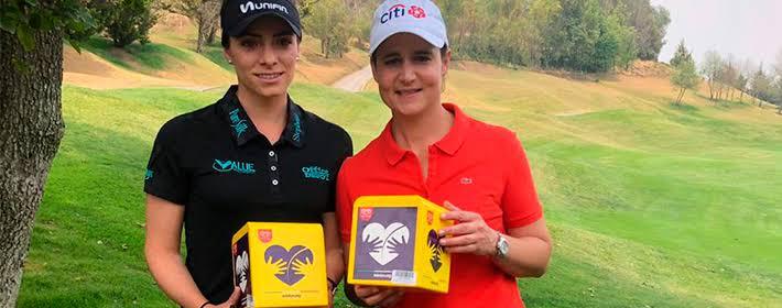 Lorena Ochoa asegura que México aspira a medalla Olímpica