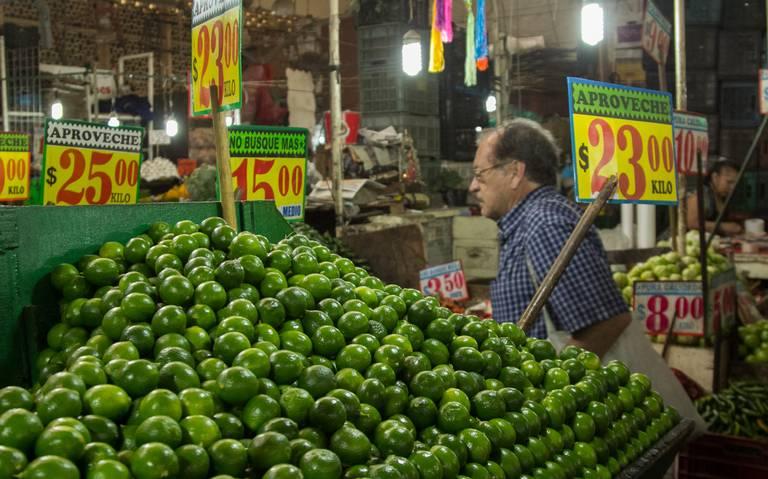 Inflación registra su nivel más alto en tres años