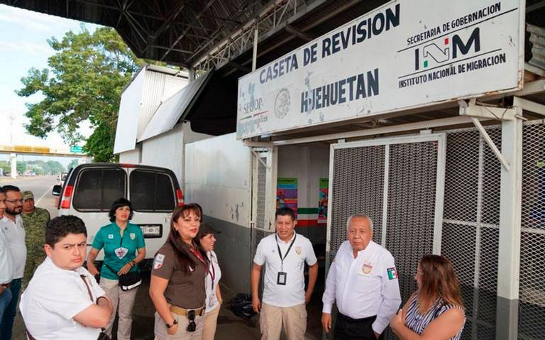 Investigarán a INM si cometió falta al prohibir acceso a ONG´s en estaciones migratorias