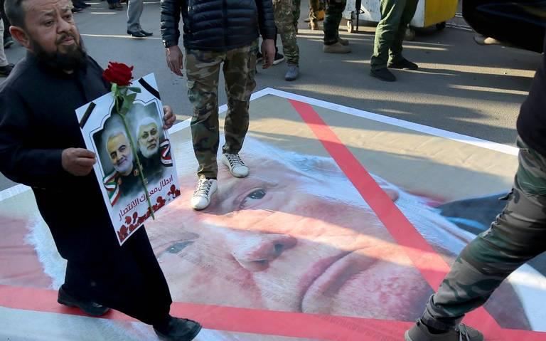 Ejército de EU anuncia retirada de tropas en Irak