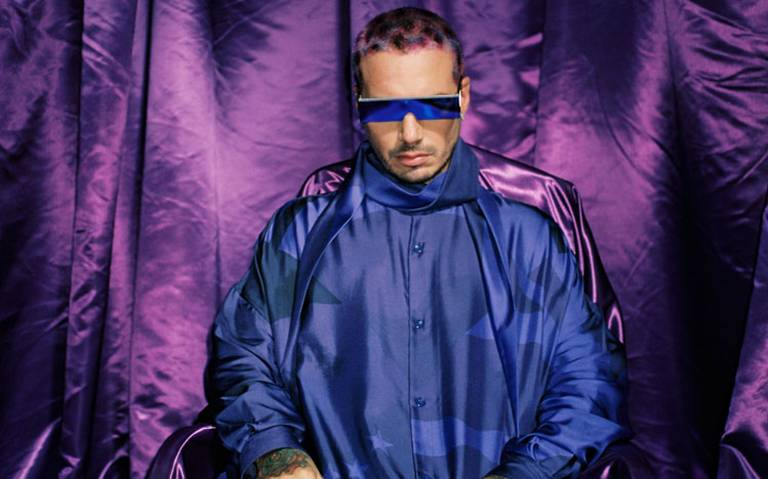 J Balvin, el latino más global, estrena su sencillo Morado
