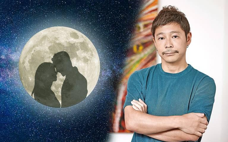 Millonario japonés busca acompañante para ir a la Luna