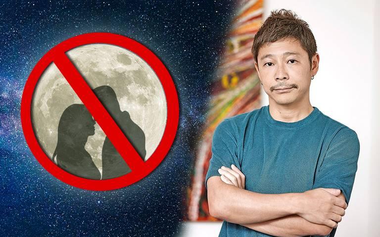¡Que siempre no! Millonario japonés que buscaba pareja para ir a la Luna se arrepiente