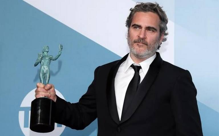 ¿Por qué Joaquin Phoenix fue a un matadero de cerdos tras ganar premio?