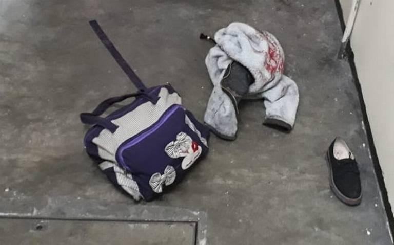 Muere jovencita al arrojarse a las vías del Metro de Nezahualcóyotl