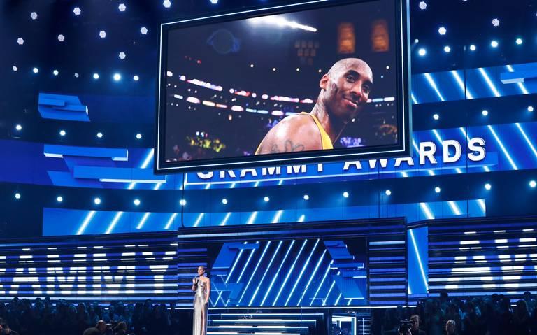 """""""Perdimos a un héroe"""", Alicia Keys y los Grammy recuerdan a Kobe Bryant"""