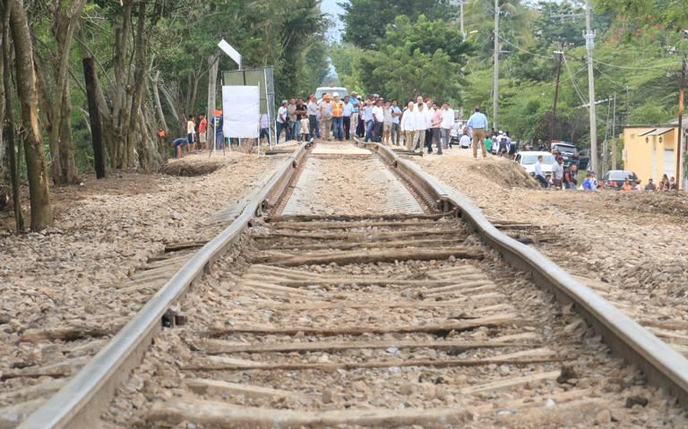 En abril arrancaría construcción de Tren Maya
