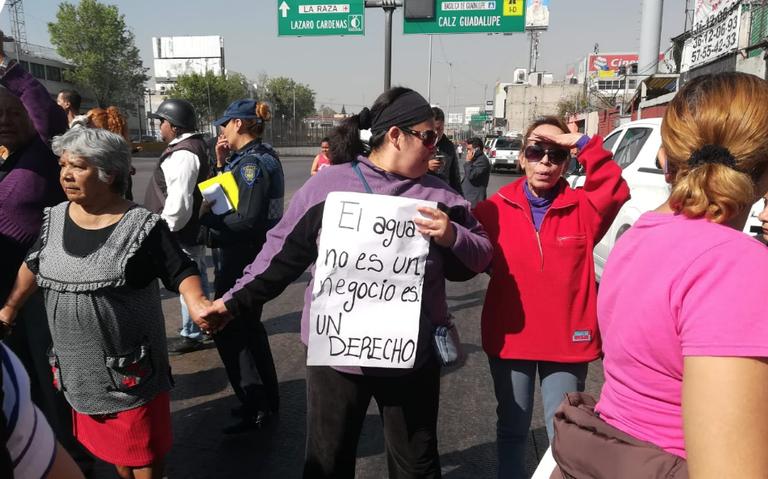 Sigue aquí las afectaciones viales por manifestaciones y lluvias en la CDMX