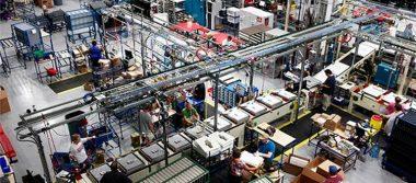Cae empleo en manufacturas por tercer mes consecutivo