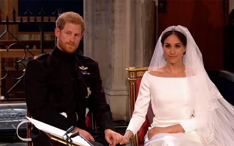 Reina Isabel II aprueba independencia de Harry y Meghan