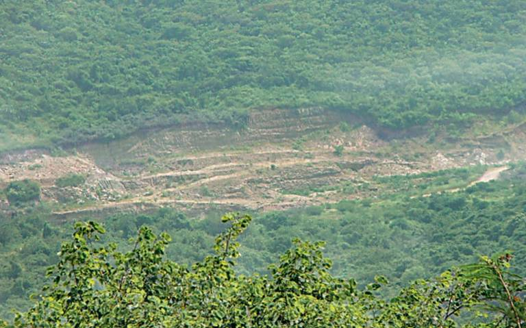 Se deslinda Morelos de operación minera