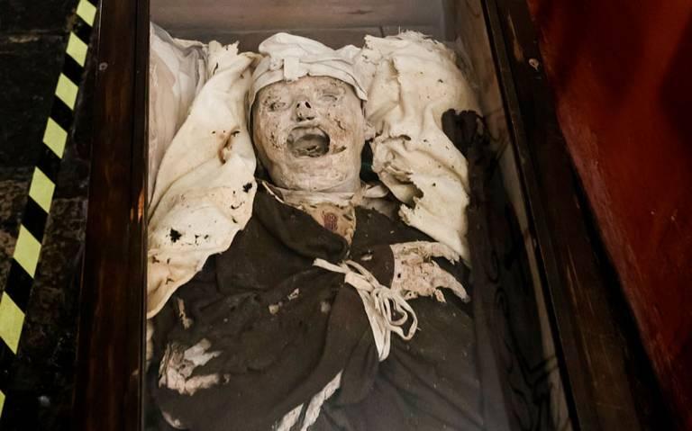 Revelan misterio de las momias del museo de El Carmen