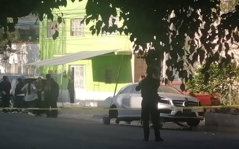 Balacera en la Venustiano Carranza deja un joven de 19 años muerto