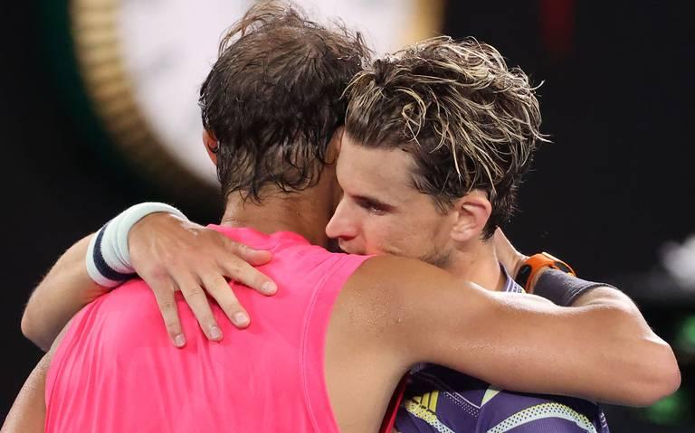 Thiem elimina del Open de Australia a Nadal, el número 1 del tenis