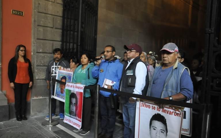 CNDH desaparece Oficina Especial del caso Iguala